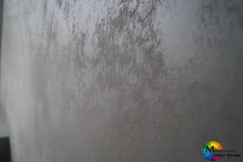 Wandgestaltung, Maler in Werlte