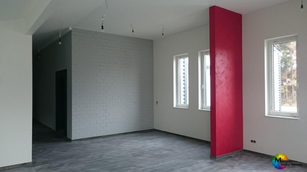 Raumgestaltung durch Malerfachbetrieb Andre Menne in Werlte