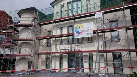 Fassadengestaltung & Fassadenrenovierung - Maler Werlte