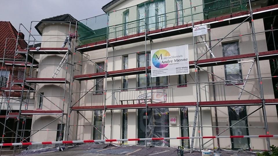 Maler in Werlte, Emsland - Malermeister Andre Menne