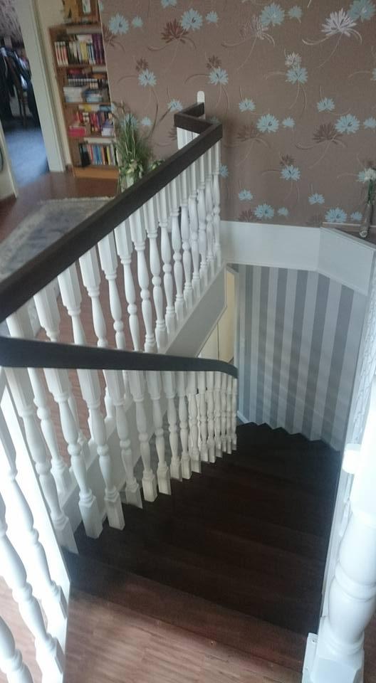 Treppenhaus umgestalten - Werlte Maler