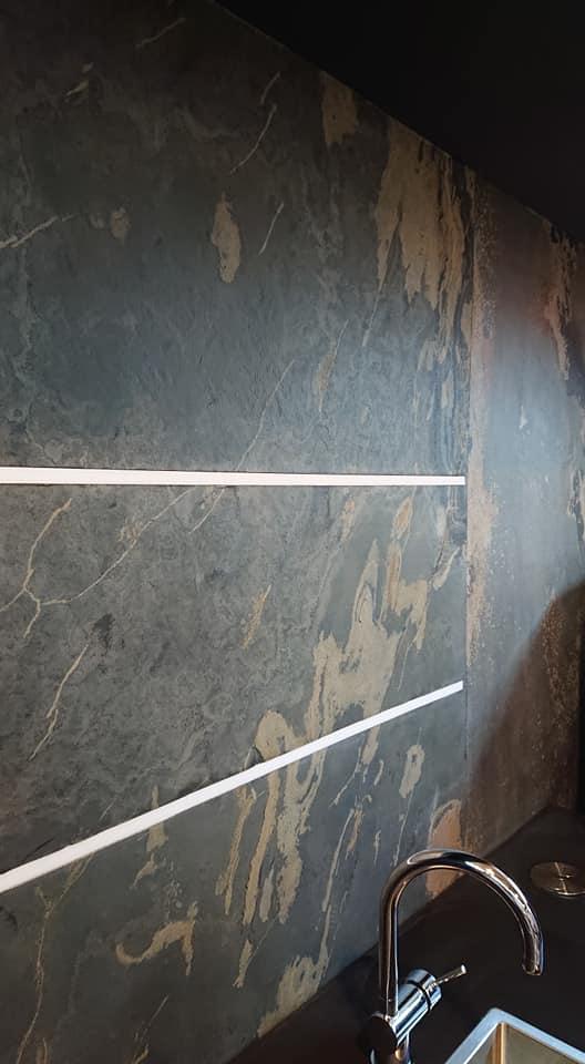 Küchenwandgestaltung - Maler Werlte
