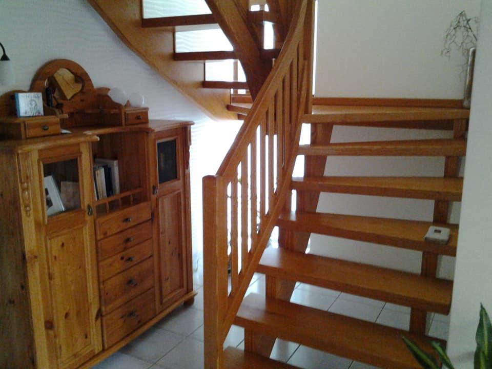 Treppenhaus Neugestaltung,Maler in Werlte