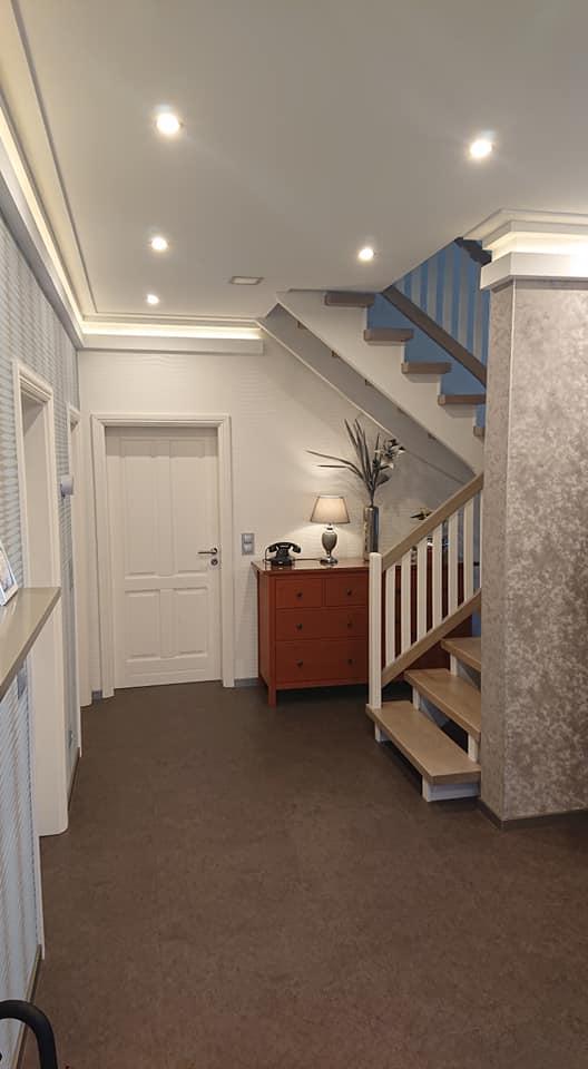 Treppenhaus-Neugestaltung Werlte, Emsland