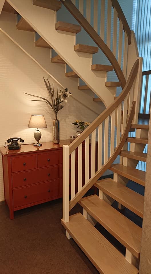 Treppenahus-Neugestaltung -Maler in Werlte