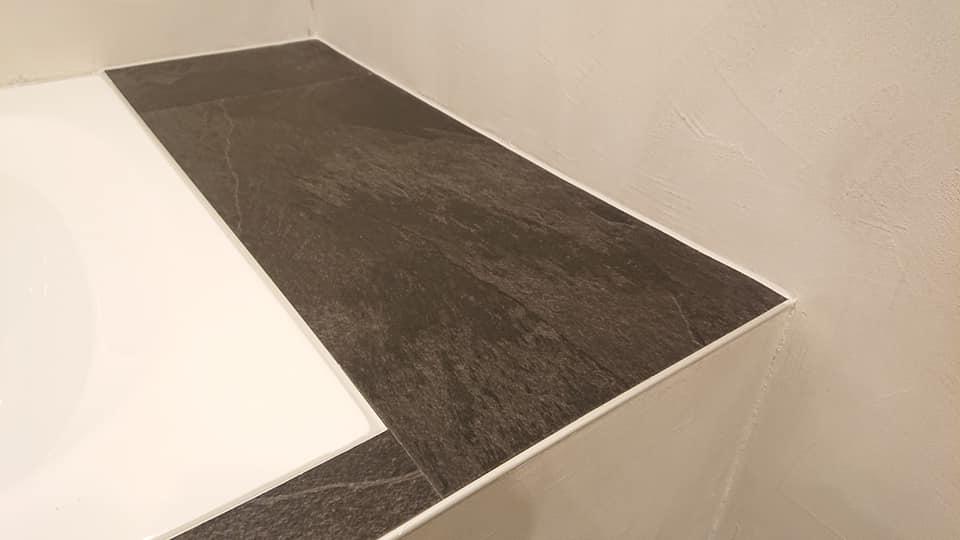 Badezimmer Renovierung Details